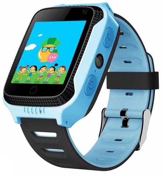 GPS dětské hodinky s kamerou a možností volání  65b5460433b